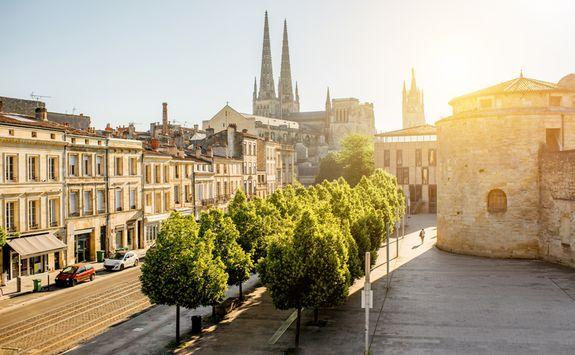 Sunny Bordeaux