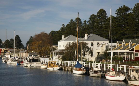 Town Port