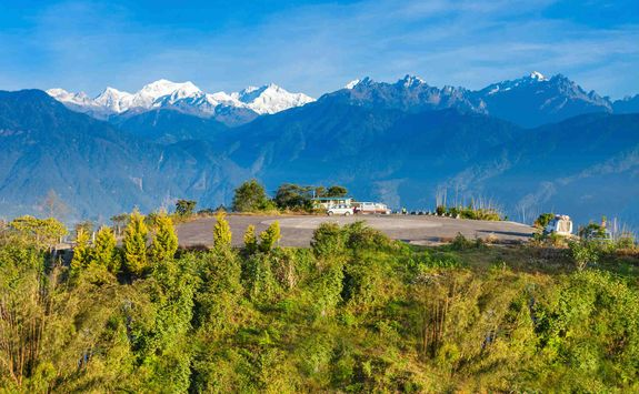Kangchenjunga viewpoint