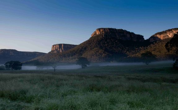 Wolgan Valley Blue Mountains
