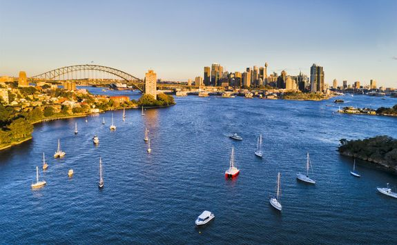 boats-sydney-harbour