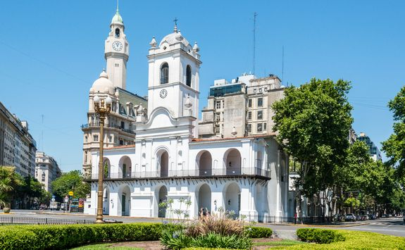 cabildo in Buenos Aires