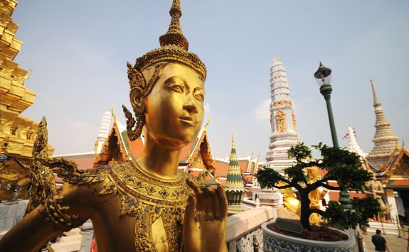 Buddha in Bangkok
