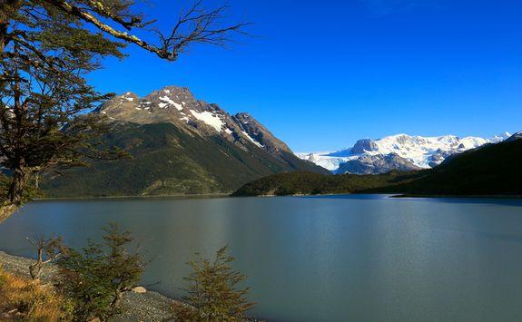 Lake Glacier