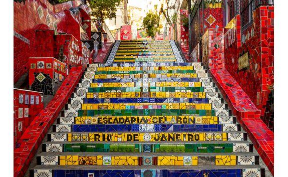 selaron stairs rio