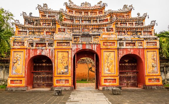 Forbidden City, Hue