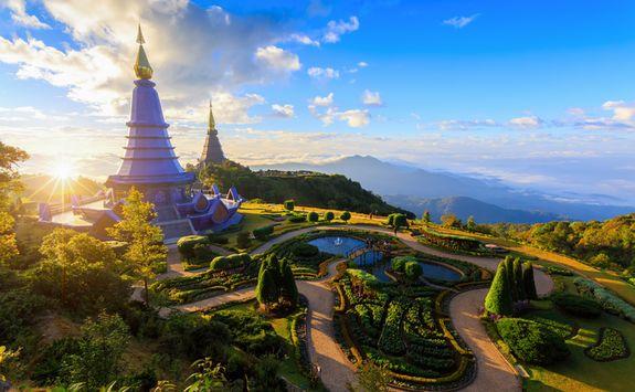 Ayutthaya view