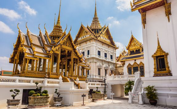 Grand Palace Phra Thinang Dusit