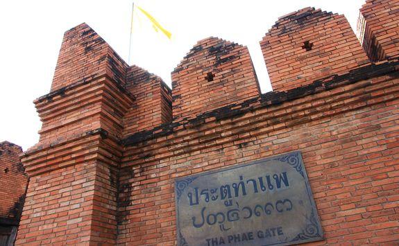 Thapae Gate
