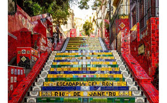 Selaron Stairs