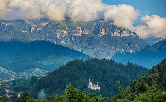 bran castle and estate