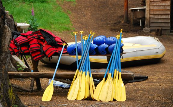 Rafting Equipment
