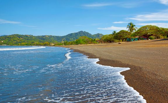 Beach in Guanacaste