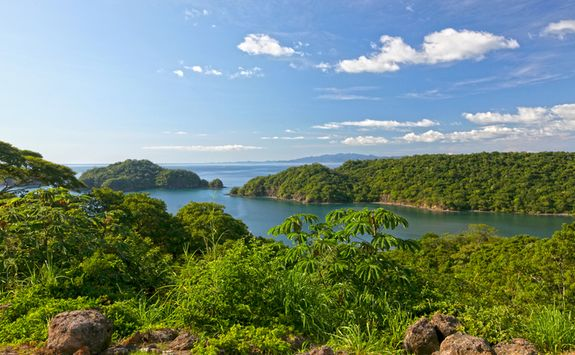 View of Guanacaste