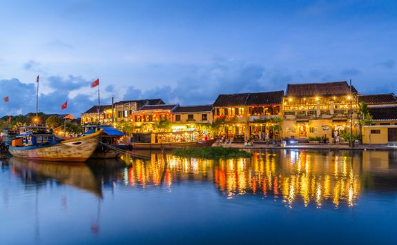 Hoi An at twilight