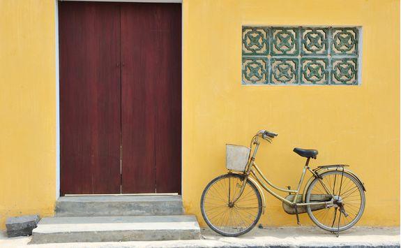 Hoi An bike