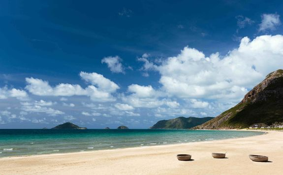 Six Senses Con Dao beach