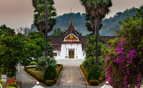 Royal Palace, Laos