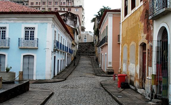 Street in Sao Luiz