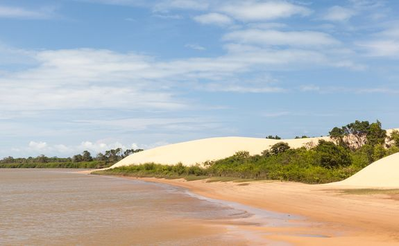 Dunes Parnaiba