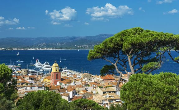 Overview of St Tropez