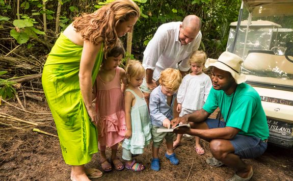 a family nature tour