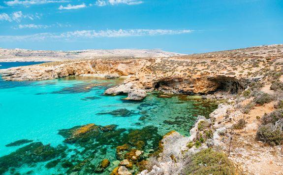 Comino Island, Gozo