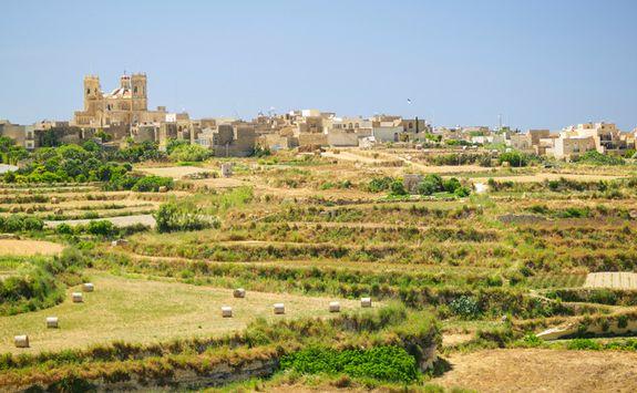Rural Landscape, Gozo