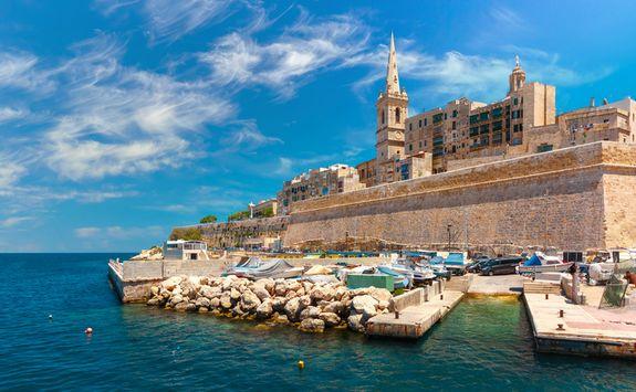 Harbour Skyline, Gozo