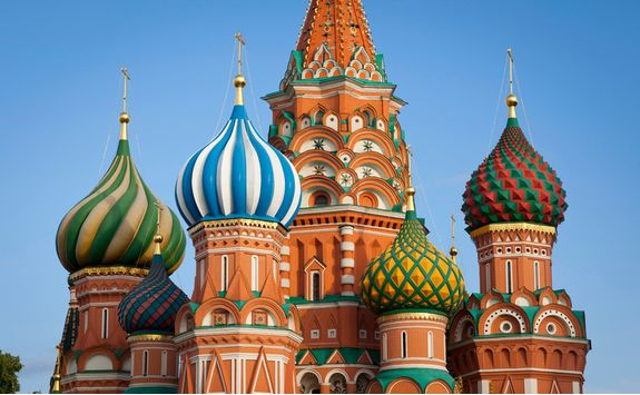Sta Basil's Cathedral