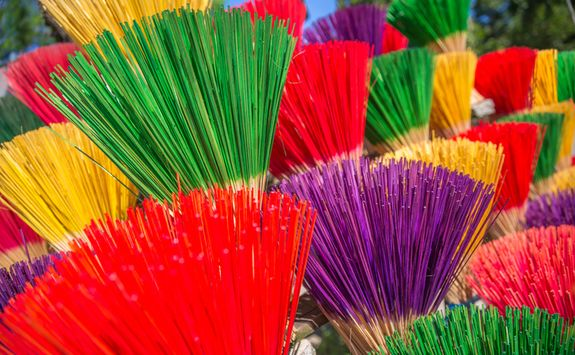 hoi an incense sticks