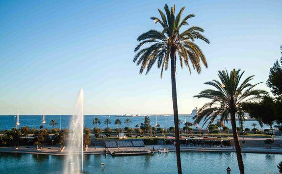 Parc de la Mar, Palma
