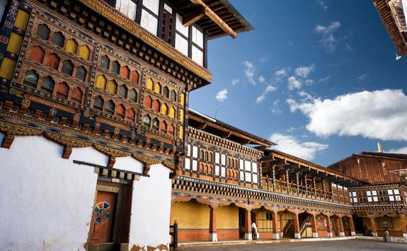 Ringpung dzong