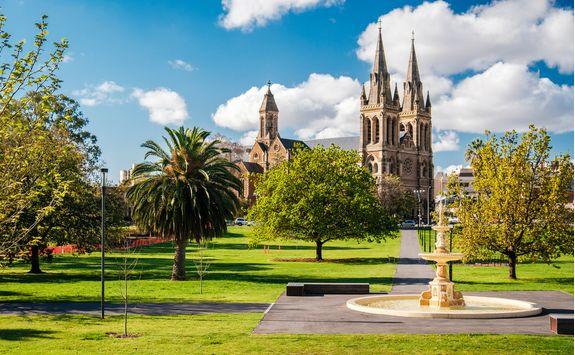 Adelaide architecture
