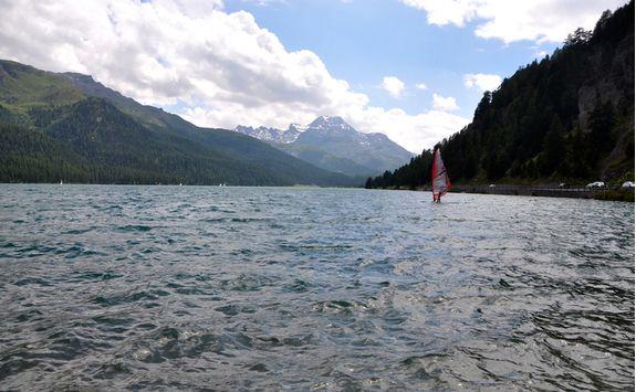 Lake Silvapana