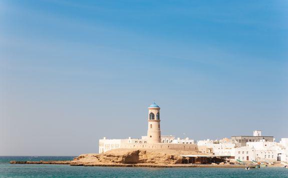 Muscat coast