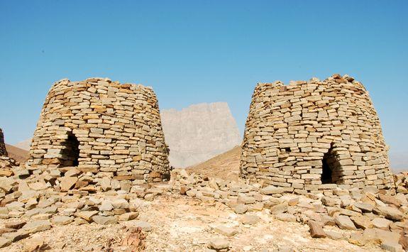 Beehive tombs, Al Ayn