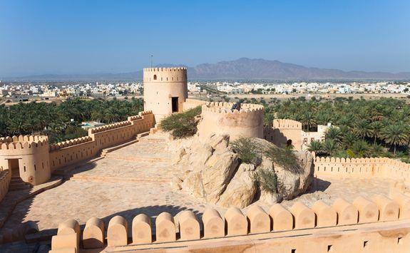 Nakhal castle
