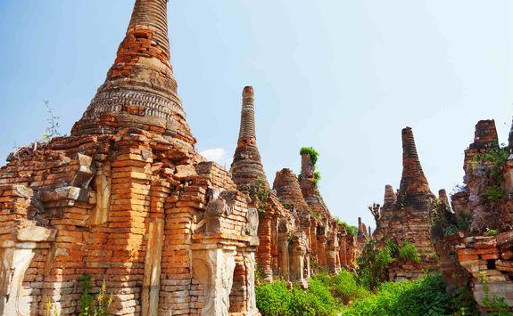 Sagar stupas