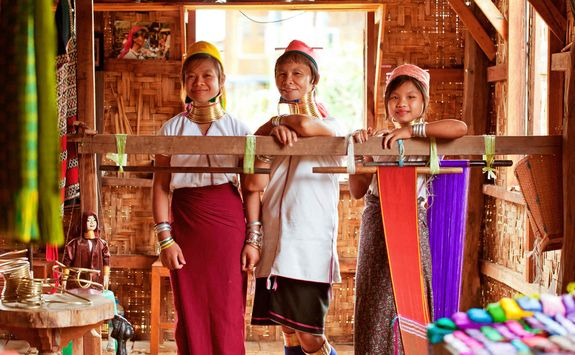 Paduang Tribe