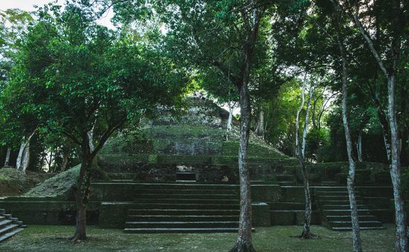 San ignacio archaeological site