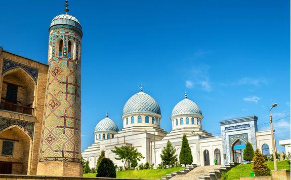 dzhuma mosque