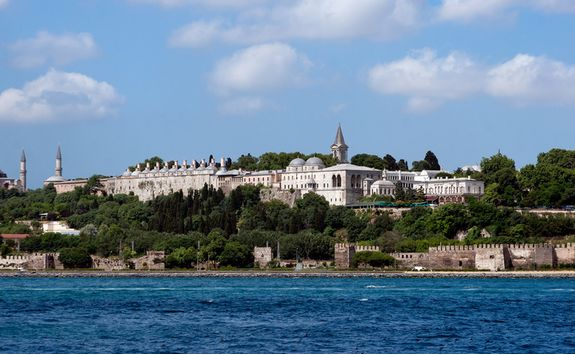 Palace by the Sea