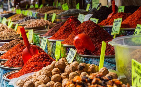 Bazaar of Spices