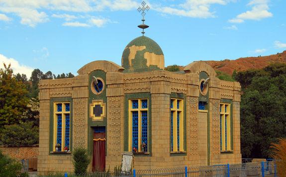 Church in Tigray
