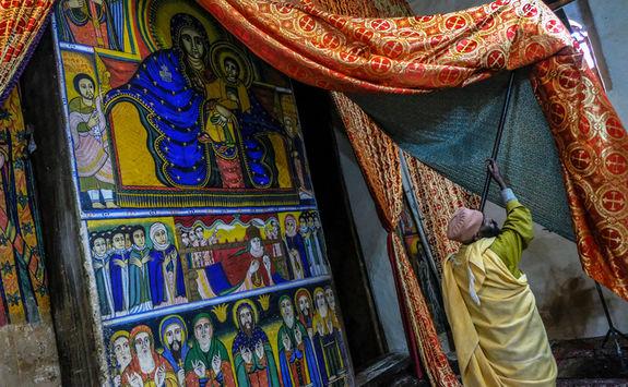 Axum ceremony