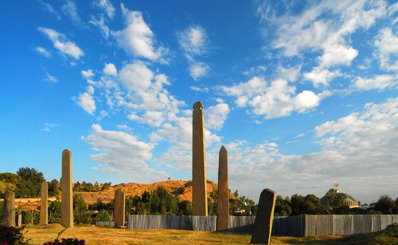 Northern stelae park, Axum
