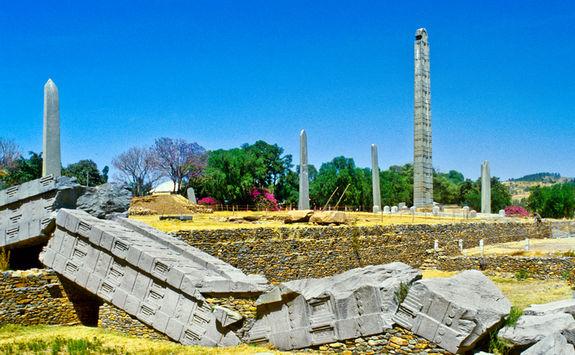 Stele northern field, Axum