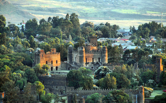 Gondar UNESCO World Heritage site