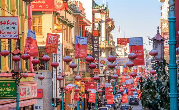 Chinatown, San Fran